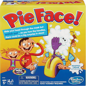 Game: This or That + Pie In Your Face.